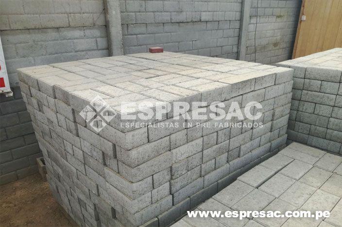 Espresac Adoquines Prefabricados Concreto Hormigon