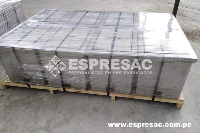 caja prefabricados de concreto peru
