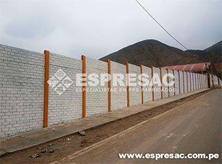 pre fabricados concreto Lima Peru