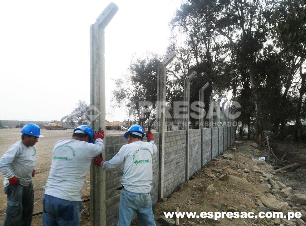 realizacion de proyectos prefabricados peru